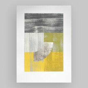 'Arc – Yellow' – full image
