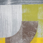 'Arc – Yellow' – detail