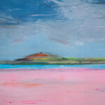Donegal Coast (Pink) A – Detail