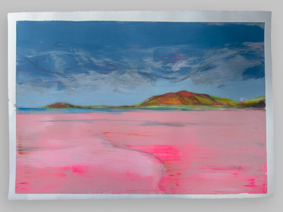 Donegal Coast (Pink) B – full image