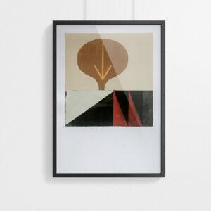 'Hackney' – full print – framed