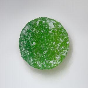 Pastille print - Green - full print