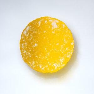 Pastille print - Yellow - full print