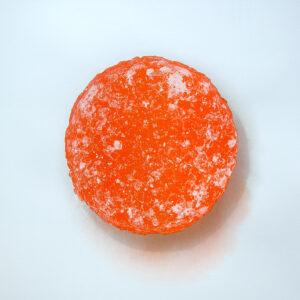 Pastille print - Orange - full print