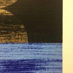 'Dawn 2 - Blue' Detail