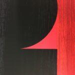 'Dawn 1 - Red' - detail